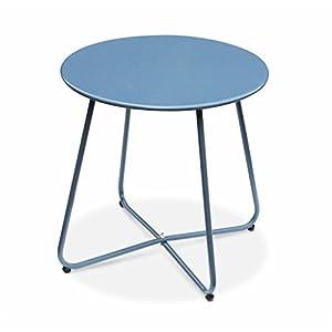Conception innovante 458ad 26d74 SKLUM Table Acapulco Flamant - (Plus de Couleurs): Amazon.fr ...