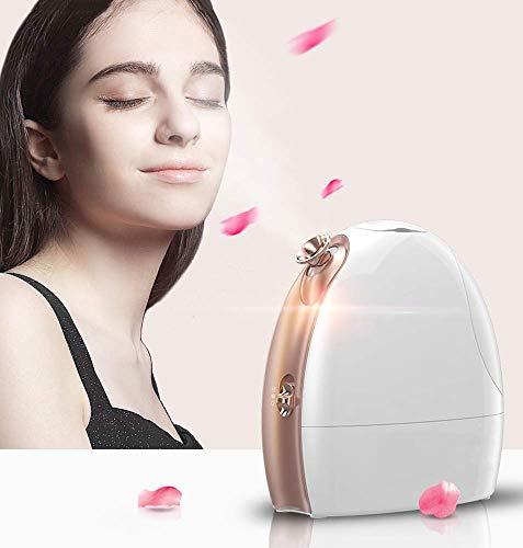 DBSCD Nano Ionic Facial Steamers Tragbar Für Unclogs Poren Mitesser Akne Reinigen Luftbefeuchter Gesichtsmaske Partner Für Zuhause Gesichtssauna Spa