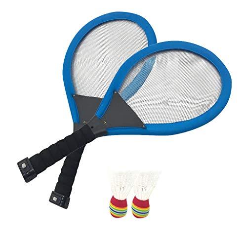 DIPOLA LED Strip Light.Family Entertainment Outdoor Nachtlicht LED Badminton Schlägersets