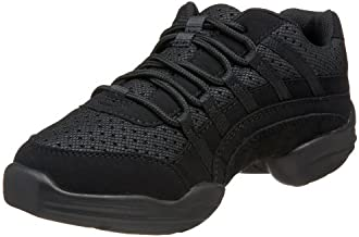 Capezio Women's Studio Shoes, Black, 8