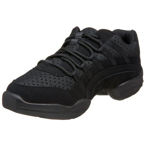 Capezio womens Rockit Dancesneaker dance shoes, Black, 5.5 US