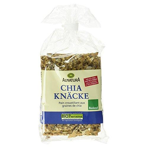 Alnatura Bio Chia-Knäcke, 5er Pack (5 x 200 g)