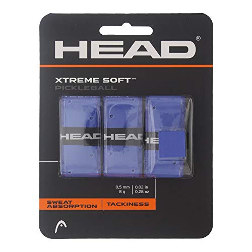 HEAD Xtremesoft Pickleball Grip (azul)