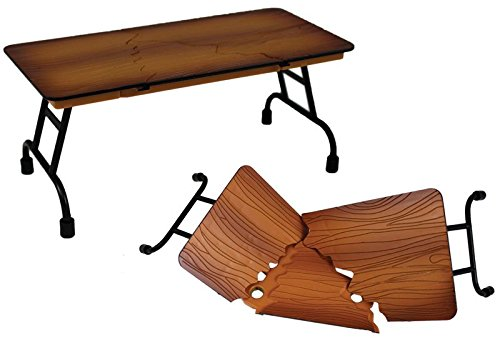Wrestling Ultimate Table (Wooden) - Ringside Collectibles Exclusive WWE Toy Action Figure Accessory