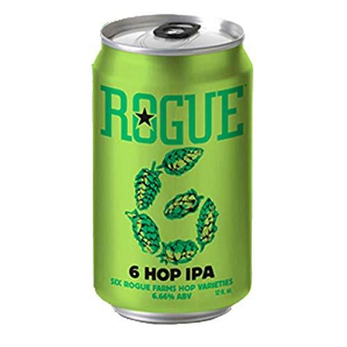 Birra Americana in Lattina Rogue 6 Hop 24x355ml A&C
