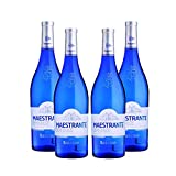 Vino blanco Maestrante de 75 cl - D.O. Tierra de Cadiz - Bodegas Barbadillo (Pack de 4 botellas)