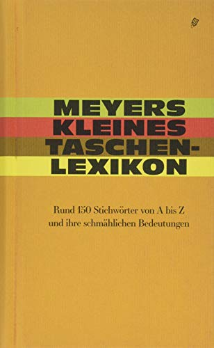 Meyers kleines Taschen lexikon