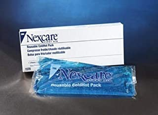 3M Nexcare 4quot; X 10quot; Reusable Cold/Hot Therapy Pack , Pack of 6