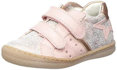 PRIMIGI Mädchen Scarpa Bambina Sneaker, Pink (Rosa/Rosa Mud 5431422), 27 EU