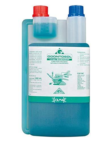G ODONTOSOL GOLMAR Vollbiologisches Produkt zur Reinigung und Entsorgung von Staubsauger und Filtern im Zusammenhang
