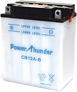 BATTERIA POWER THUNDER 12V/12AH YB12A-B