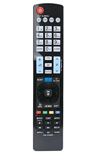 ALLIMITY AKB73756565 Telecomando Sostituzione per LG 32LB650 39LB650 42LB650 47LB650 50LB650 55LB650 60LB650 70LB650