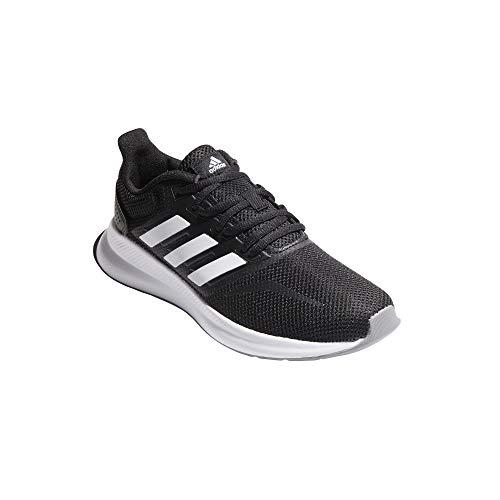 adidas Women's Falcon Trail Running Shoes, Black (Negbás/FTW Bla/Gritre 000), 5 UK