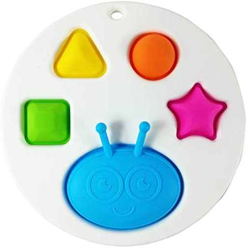 VIPAMZ Baby Toys Fidget Toy Interesting Early Educational Sensory Busy Board for Above 1 Year product image