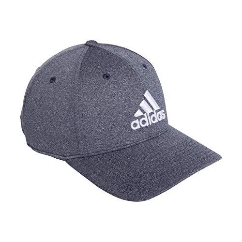 adidas Boyfriend Structured Cap Gorras de béisbol, Legend Ink Blue Heather/White Color...