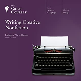 Writing Creative Nonfiction Titelbild