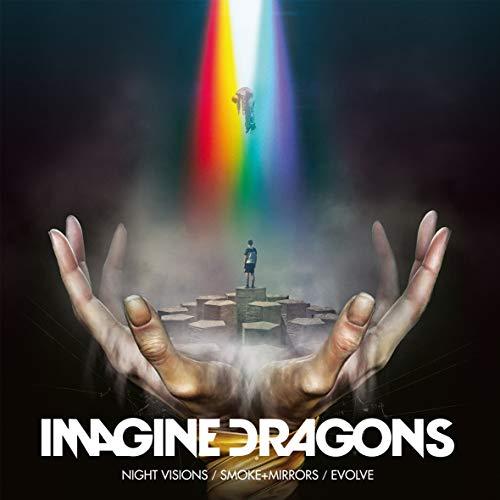 Coffret Imagine Dragons Discographie