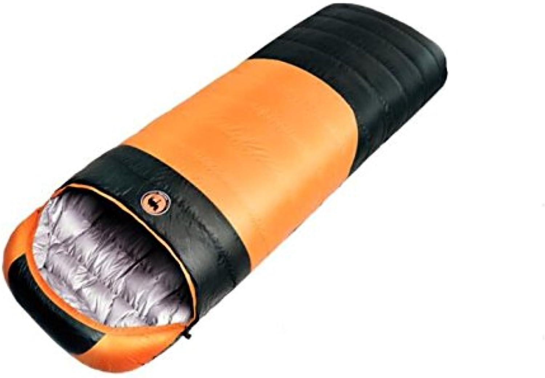TTYY Daunenschlafsack Winter halten warm verdickte super leichte tragbare tragbare tragbare Outdoor Camping Reise Abenteuer B0774P376F  Abgabepreis 8ad21d