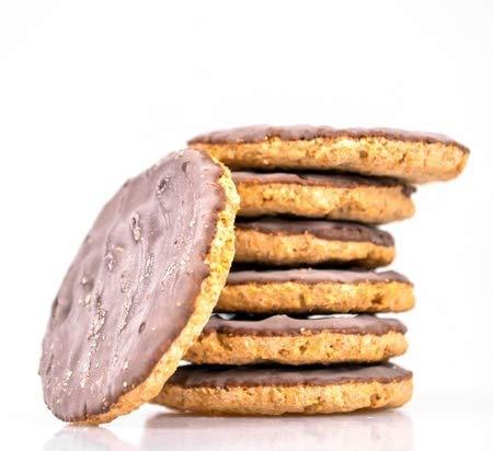 La DIETA PROTEICA come piace a TE! Colazioni, spuntini e pasti completi PROTEICI a volontà! E scegli quelli che ti piacciono di più! (BISCOTTI: 7 cioccolato (7 porzioni))