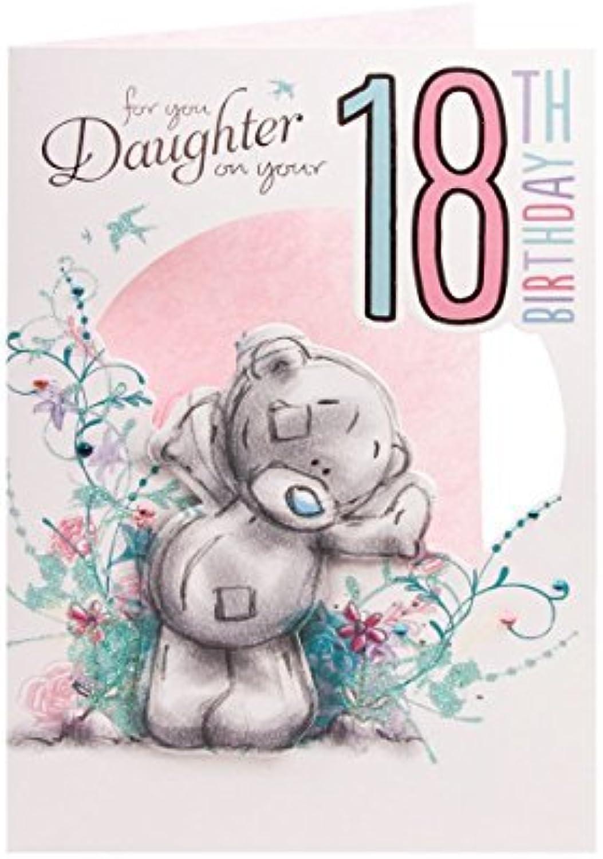 a la venta 18th Birthday Birthday Birthday Daughter Me to You Bear Coched by Me To You  alta calidad y envío rápido