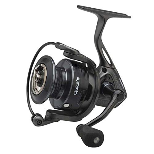 DAM Quick 5 4000 FD 7+1BB - Carrete de Pesca