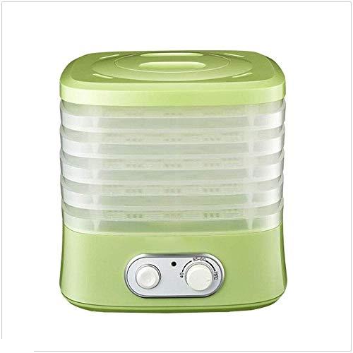 JOLLY Aufsatz-Premium-Dörrgerät - Stapelbare Tabletts, einstellbarer Thermostat und erweitertes Luftstromsystem - Hervorragend geeignet für gesunde Snacks, Obst, Gemüse, Fleisch, Fisch und Trockenflei