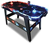 Carromco AIRHOCKEY FIRE vs Ice, schwarz, Uni -