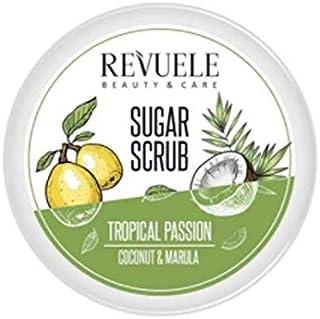 REVUELE SUGAR SCRUB TROPICAL PASSION Coco & Marula 200ml