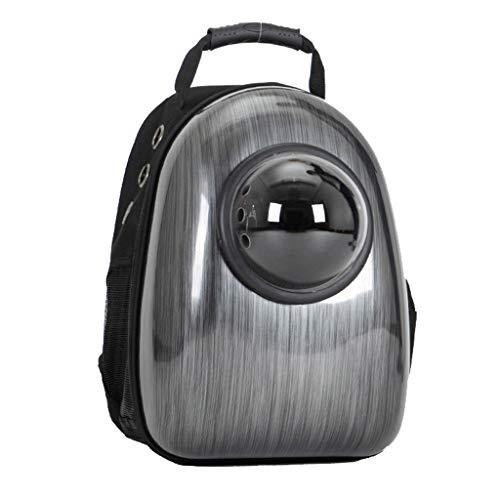 Huisdierentas kat hond puppy reizen wandelen camping huisdier riem rugzak ruimte capsule bubble ontwerp huisdier box (Color : D)
