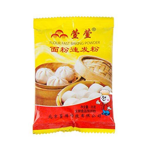 Dengengeng Aktiv-Brothefe Trockenbrothefe mit hoher Glukosetoleranz Backzubehör für Brot Aktivhefe trocken