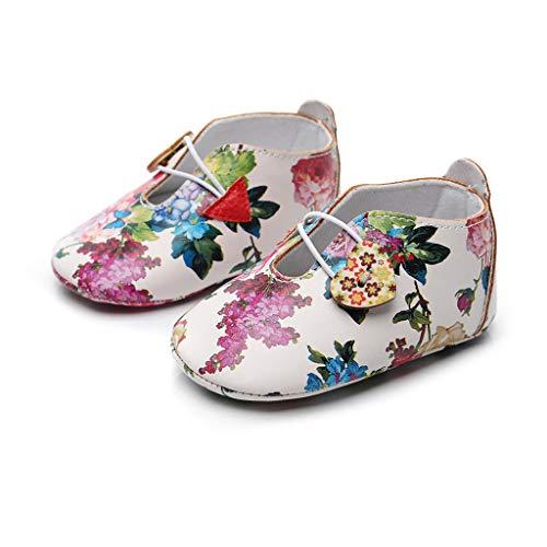 ZOREFINE ♥ Niños niñas Hebilla Hebilla Color Zapatos