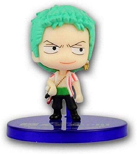 One Piece Ocean Blue Deformeister Petit Trading Figure-Zoro