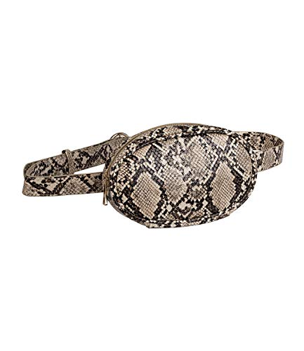 SIX Trendiger Belt-Bag im angesagten Snakeprint (726-882)