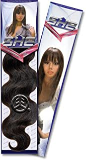 She Natural Human Hair Body Wave Weaving 10