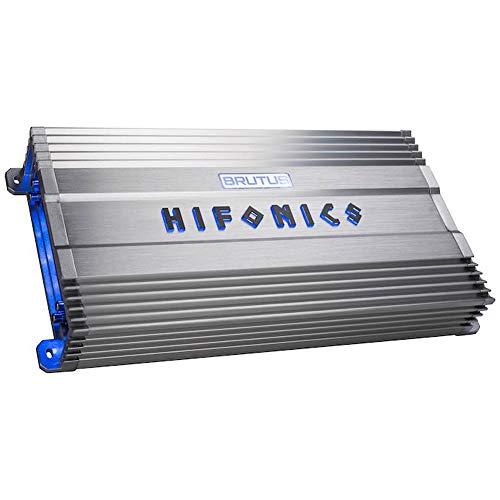 Hifonics BG-3300.1D 3300 W Max 4-Ohms Mono Subwoofer Car Audio Amplif