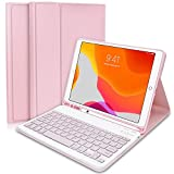 Keyboard Case for iPad 10.2 8th Generation 2020 / iPad 7th Gen 2019