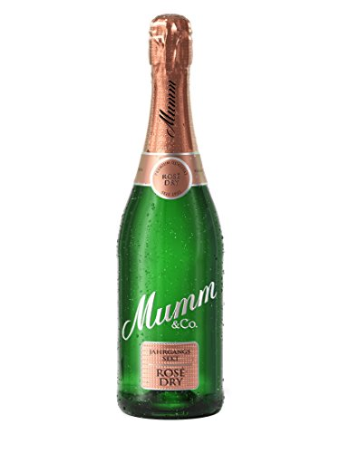 Mumm Rosé Dry Jahrgangssekt, 0.75l