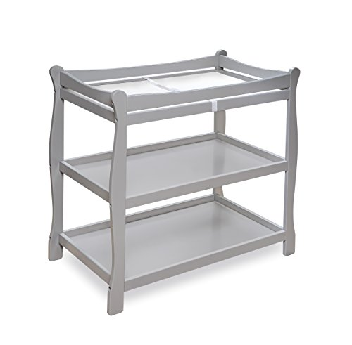 41dPvs7J1jL - Sleigh Style Baby Changing Table Review