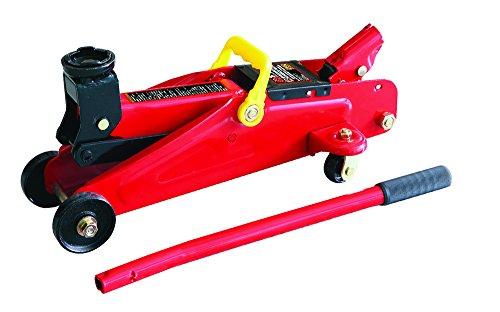 Hilka 82820012 Lightweight Trolley Jack, 2 Tonne