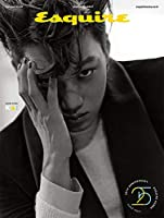ESQUIRE korea 2020年 10月号 (KAI表紙/画報,記事掲載) KOREA MAGAZINE | EXO KAI、SuperM