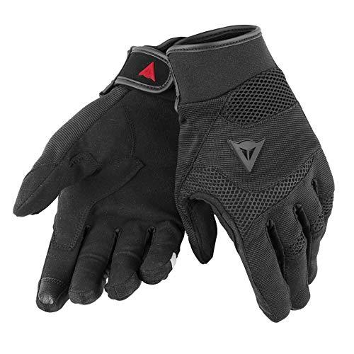 Dainese Handschuhe Desert Poon D1 Unisex, schwarz/schwarz, Größe XL