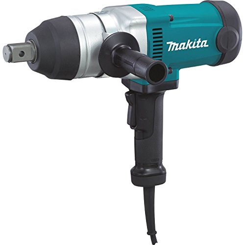 """Makita TW1000 1"""" Impact Wrench w/ Friction Ring Anvil , Blue"""