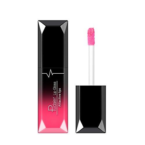 SM SunniMix 17 Crayons De Maquillage De Rouge à Lèvres Liquide De Beauté De Couleur De Comestic De Beauté De Beauté De Comestic - 11#