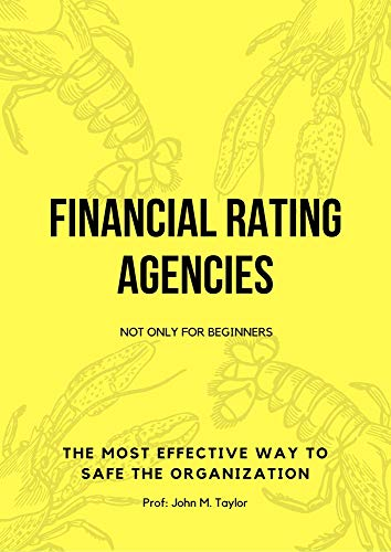 Financial rating agencies : The most effective way to safe the organization it is not only for beginners (English Edition)