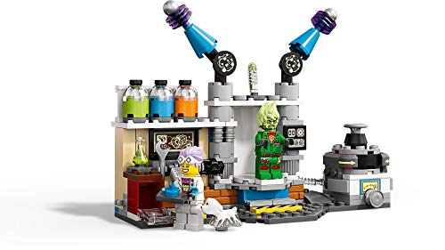 The LEGO Hidden Side Lab set is a top toy for 7 year old boys