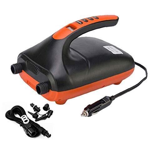 Auto-Luftpumpe Elektrische Inflator Paddle Board Pump Sup Kayak Luftpumpe Hochdruck für Inflatable SUP Boot