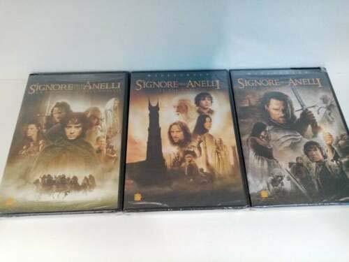 Il signore degli anelli trilogia - 3 DVD Widescreen (6 dischi in totale)
