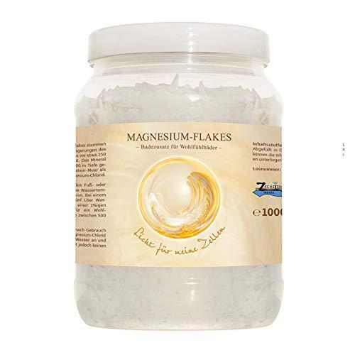 Zechstein Inside Magnesium Flakes Magnesiumchlorid 1 kg