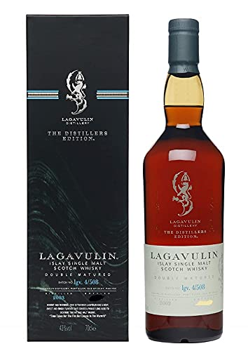 LagavulinDistillersEdition 2019 Islay Single Malt Scotch Whisky (1 x 0.7 l)