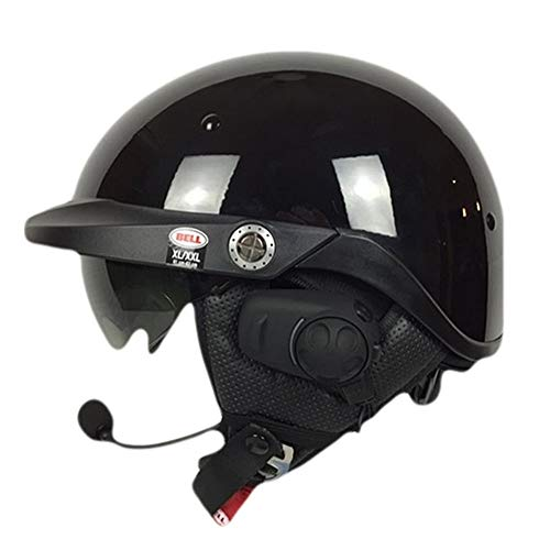 Bell Pit Boss Helmet with Sena SMH10H-FM Bluetooth Headset Black Xlarge/XXLarge